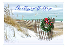 Seashore Greetings Holiday Cards